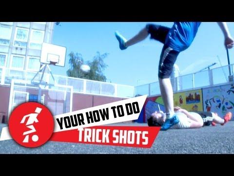 YourHowToDo - Tee Shot Crossbar Challenge