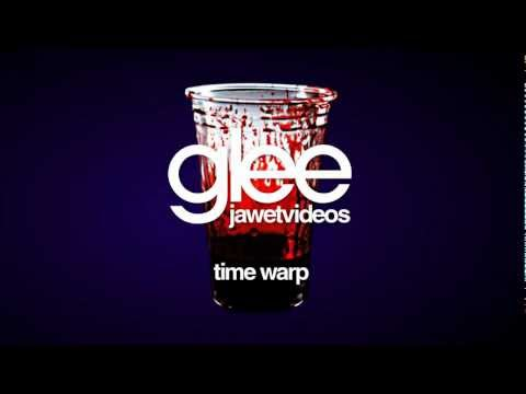 Glee Cast - Time Warp (karaoke version)