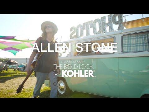 #ShowerOutLoud - Allen Stone plays...