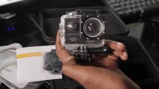 apeman 1080p hd action cam unboxing model a70
