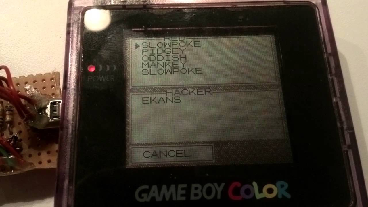 You can now trade Pokémon with yourself, thanks to Arduino