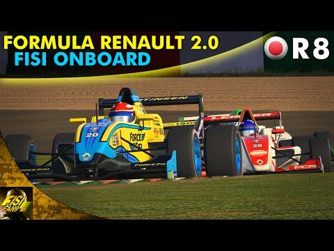 Repeat iRacing Formula Renault 2 0 @ Suzuka | Setup & Hotlap 1