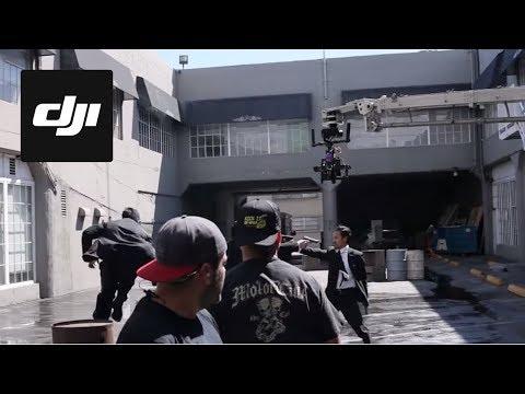DJI Ronin - Behind the Scenes of a Long Take