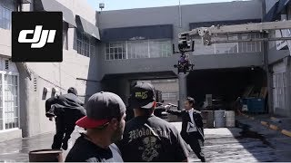 DJI Ronin Behind the Scenes of a Long Take