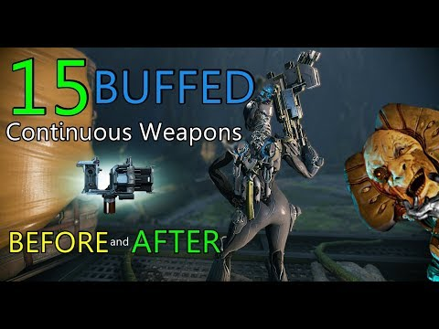 Continuous Weapon Changes - BEFORE And AFTER! (Includes Builds)