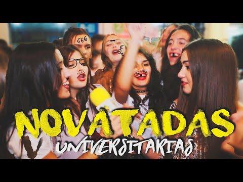 NOVATADAS UNIVERSITARIAS SALAMANCA