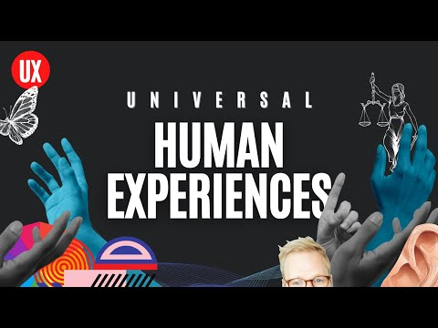 Human Experiences: What Is Universal and What Is Not for UX