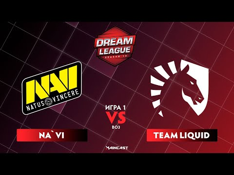 NaVi vs Team Liquid vod
