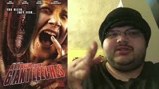 Horror Show Movie Reviews Episode 722: Attack of the Giant Leeches (2008)