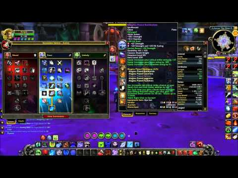 Frost Death Knight - Dps Guide (PvE)