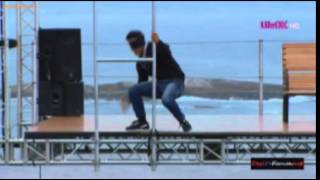 Dare2Dance - Kunwar Amar Blindfold Act - Teri galliyan