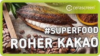 Ist Kakao gesund?   Superfood   Roher Kakao für deine Gesundheit