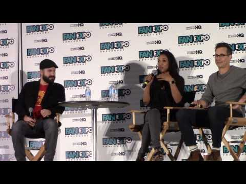 Fan Expo Vancouver 2016: The Flash's Candice Patton and Tom Cavanagh Panel Part 1