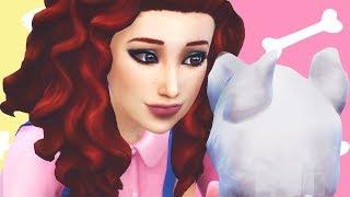 THE SIMS 4: Приют Для Животных #8 - БАРБИ И ЕЕ ПИТОМЦЫ 🐾