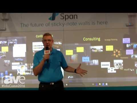 InfoComm 2016: Nureva Presents Span a Collaborative Immersive Environment