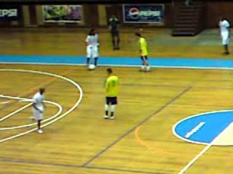 Masters Of The Game Suri 11-july-09 : Masters Vs Team Brazil Futsal