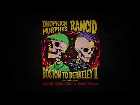 Dropkick Murphys Announce Tour Dates w/ Rancid
