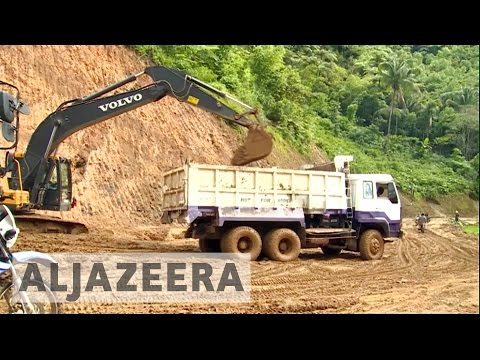 Philippines Shuts Down Mining Operations