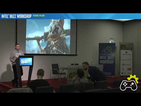 Balancing Creativity and Management for Biomutant | Intel® Buzz Workshop Poznań 2017