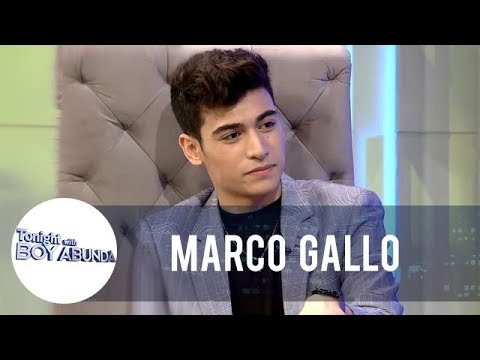 TWBA: Marco answers Vivoree's question