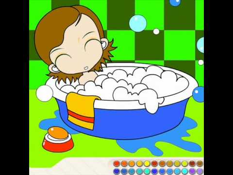 La Higiene de los niños/as Tamara - YouTube