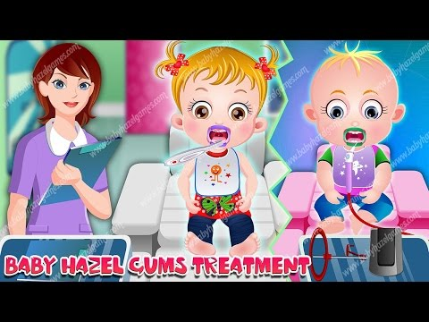 Baby Hazel Gums Treatment - Baby Games Videos