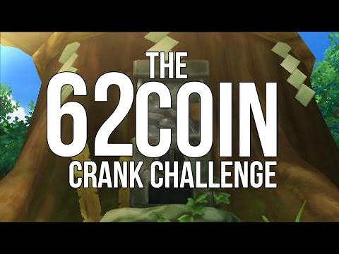 The 62 Coin Crank Challenge - Yokai Watch 2