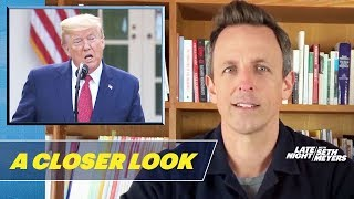 A Closer Look - Late Night with Seth Meyers