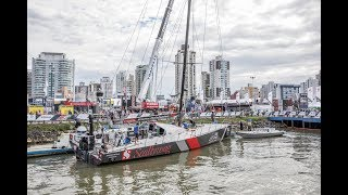 Scallywag is back in the water! | Volvo Ocean Race
