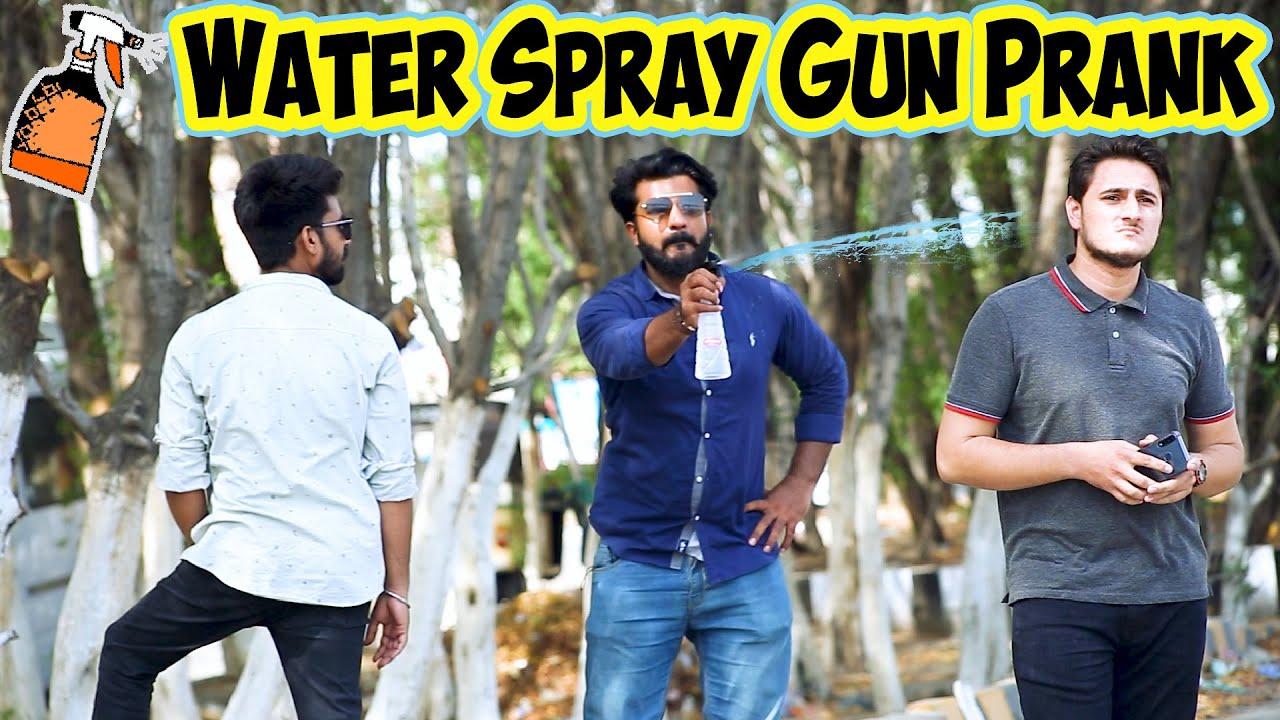 Water Spray Prank | Dumb Pranks 2020 MyTub.uz