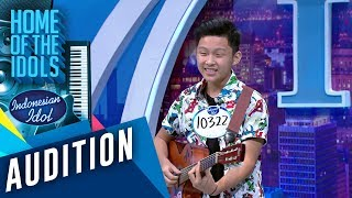 Gambar cover Dapat 5 YES, Sam bisa bawa pulang Golden Ticket, congrats! - AUDITION 3 - Indonesian Idol 2020