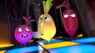 Прикольный мультик «Овощная вечеринка»  - Холодильник Юрского Периода (6 серия)