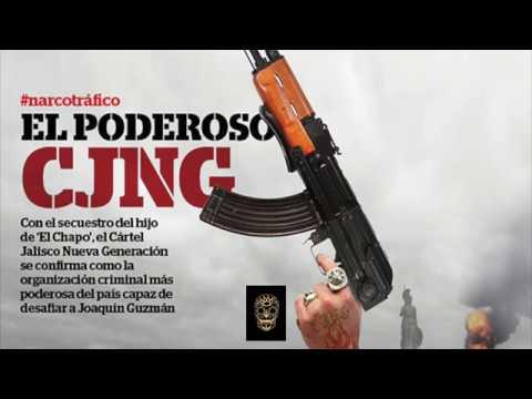 This Cartel is taking over all of Mexico -CJNG Cartel Jalisco Nueva Generación New Generation Cartel