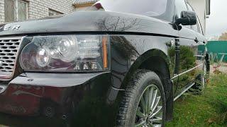 Range Rover Westminster обзор и ремонт больных мест кузова.