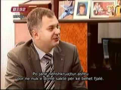 Kosova Hackers Group 2008 ne emisionin e TV b92