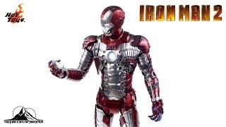 Optibotimus Reviews: Hot Toys Iron Man 2 Die-Cast IRON MAN MK V (5)