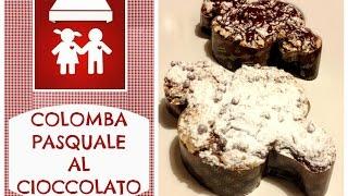Colomba Pasquale al Cioccolato Feat:Camartamc e 55winston55 (Dolci) 2C+K