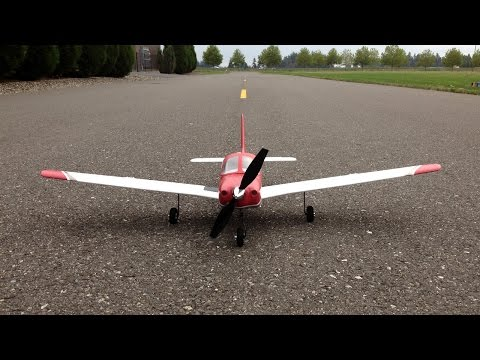 Parkzone Archer BNF Unboxing, Build, Maiden Flight, and Flight Review with Bonus RC Plane Crash thumbnail