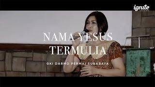 Gambar cover PKJ 184 - Nama Yesus Termulia // GKI Darmo Permai Surabaya