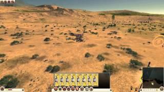 Leccpléj Rome II: Total War - 9. rész: További káosz [Let's Play HUN]