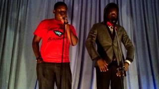 Chabala + Tripple M  Beat Box Free Style @BitterSweet Poetry