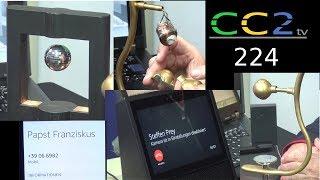 CC2tv #224: Mit Amazon Alexa telefonieren + Sprachhistorie löschen, Schwerelosigkeit ist möglich