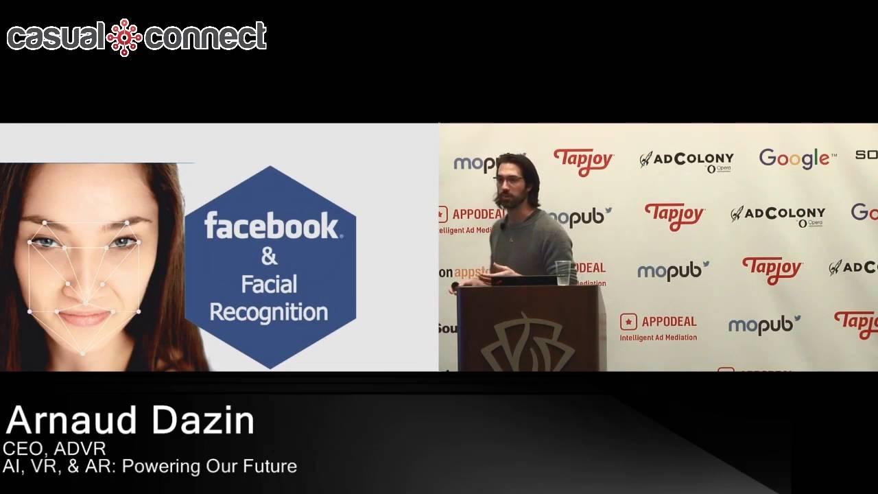 AI, VR, & AR: Powering Our Future | Arnaud Dazin