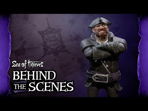Official Sea of Thieves Behind the Scenes: Tall Tales