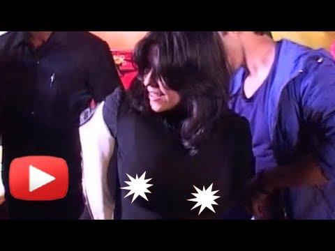 Ekta Kapoor Nipples Showdown At Main Tera Hero Promotions - Hot or Not? thumbnail
