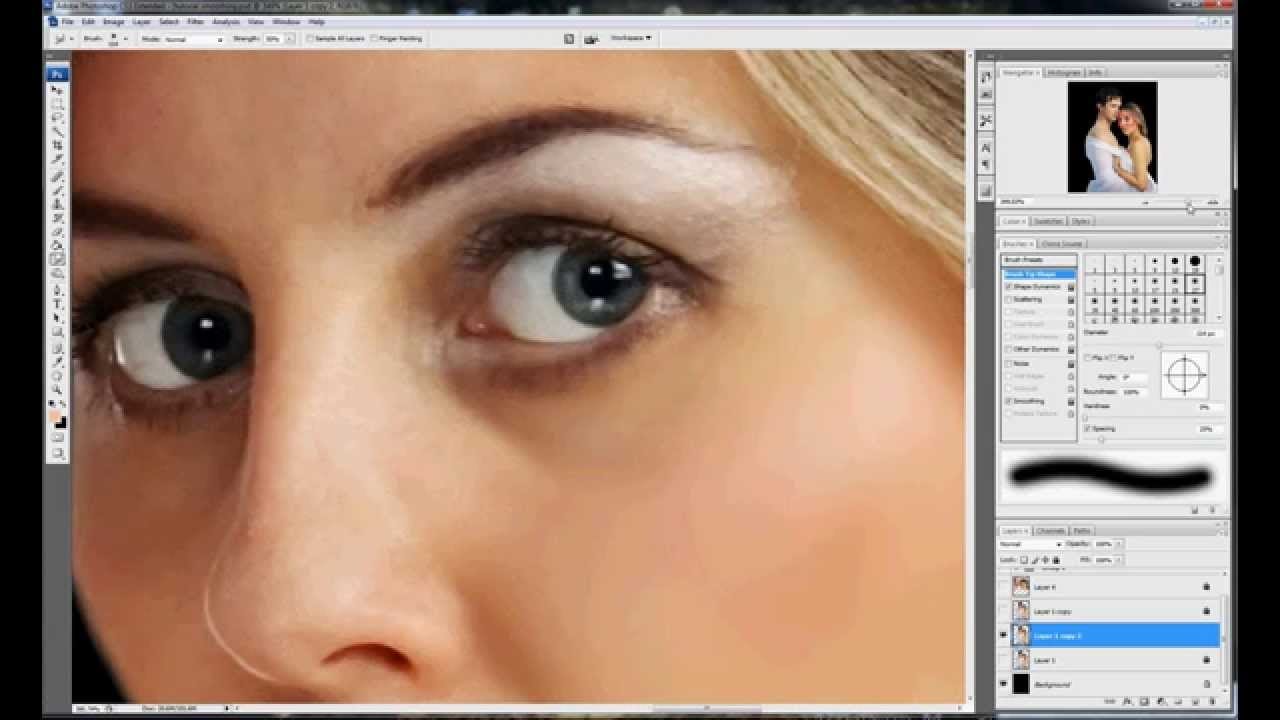 Using the smudge tool photoshop youtube sciox Gallery