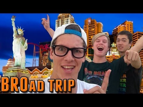 BROad TRIP - NEW YORK!