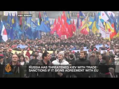 Inside Story - Ukraine's choice: East vs West