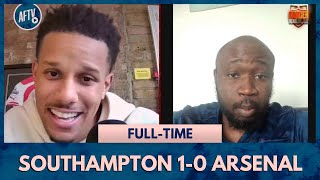 Southampton 10 Arsenal | The More I See Of Him, The Less I Want To See Of Him!! (Stricto)