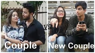 new couple vs other couple what happens when a new couple try to copy other couple